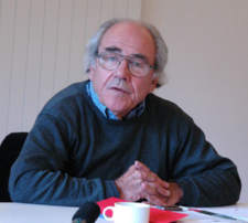 The late postmodern philosopher Jean Baudrillard
