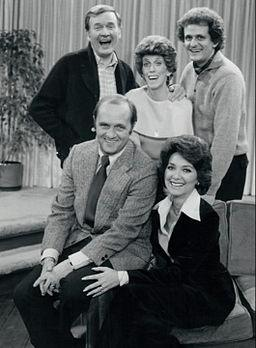 The Bob Newhart Show regulars.